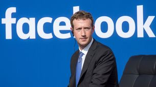 Interview Mark Zuckerberg! Cover Facebook for The Information