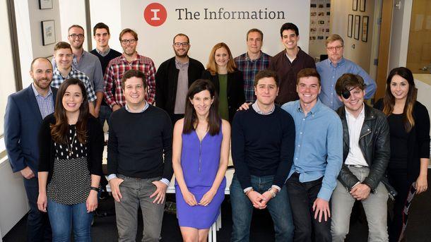 Be The Information's Marketing Associate (Social Media)
