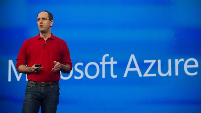 Eyeing AWS, Microsoft Hunts for Data Center Space