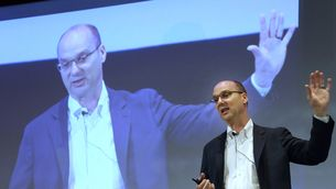 For Andy Rubin, Android Comes Calling Again