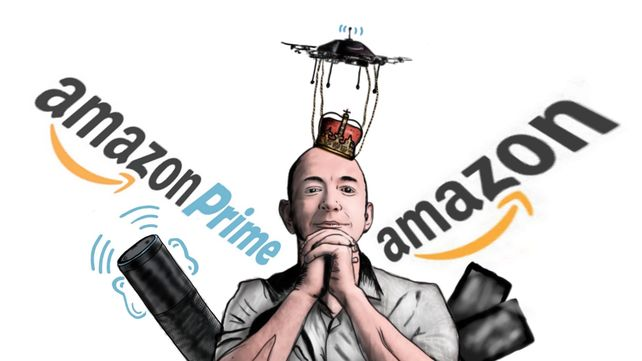 The Information's Person of 2016: Jeff Bezos
