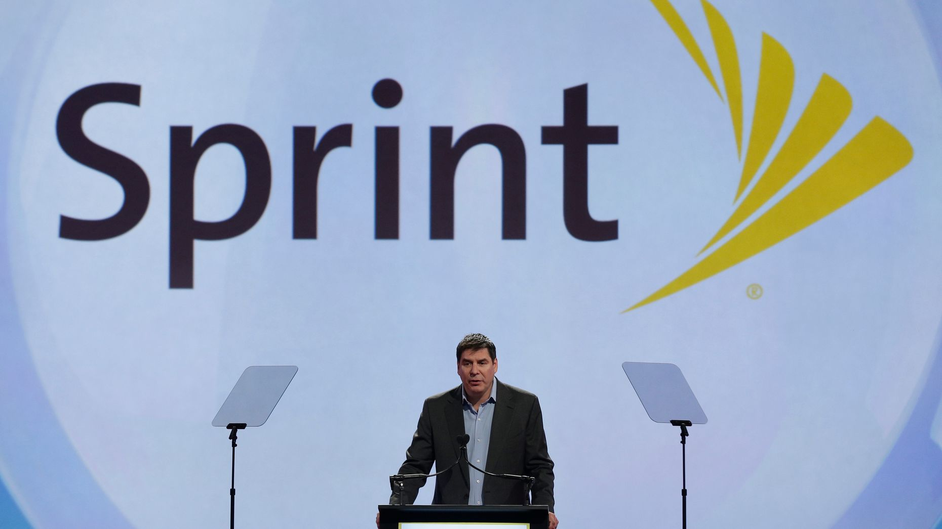 Sprint CEO Marcelo Claure. Photo by AP.