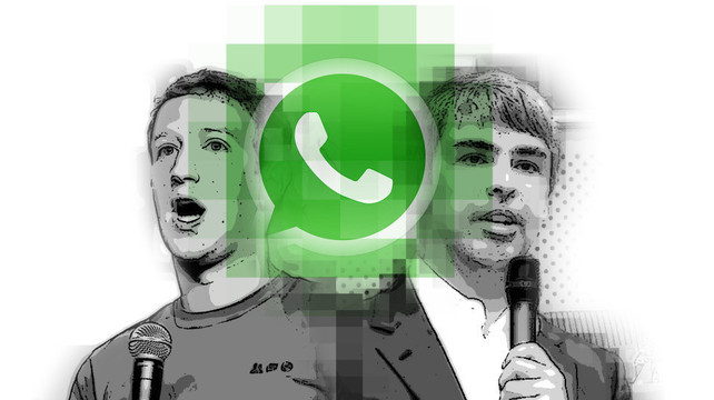 Google's Unusual Offer to WhatsApp