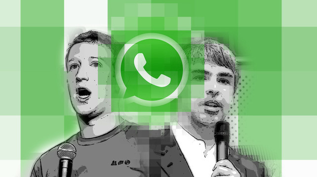 Google Was Willing to Beat Facebook's $19B Offer for WhatsApp