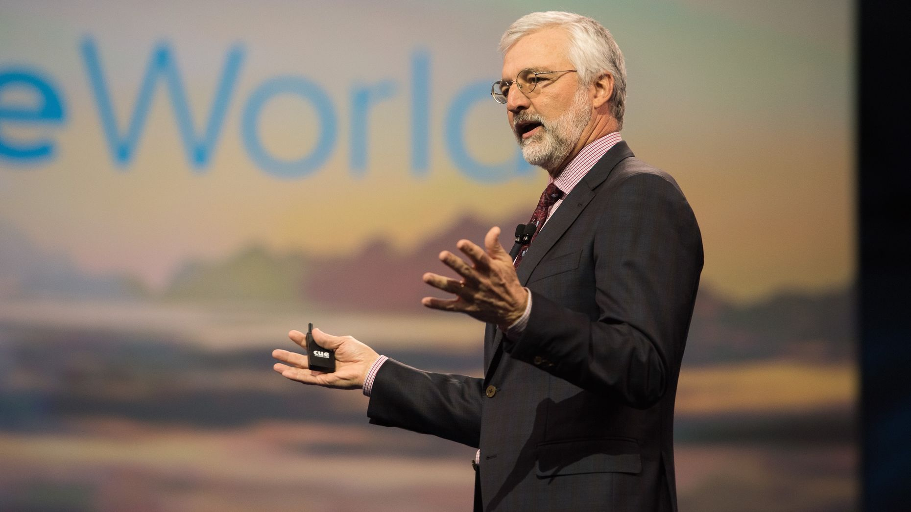 NetSuite CEO Zach Nelson. Photo by NetSuite.