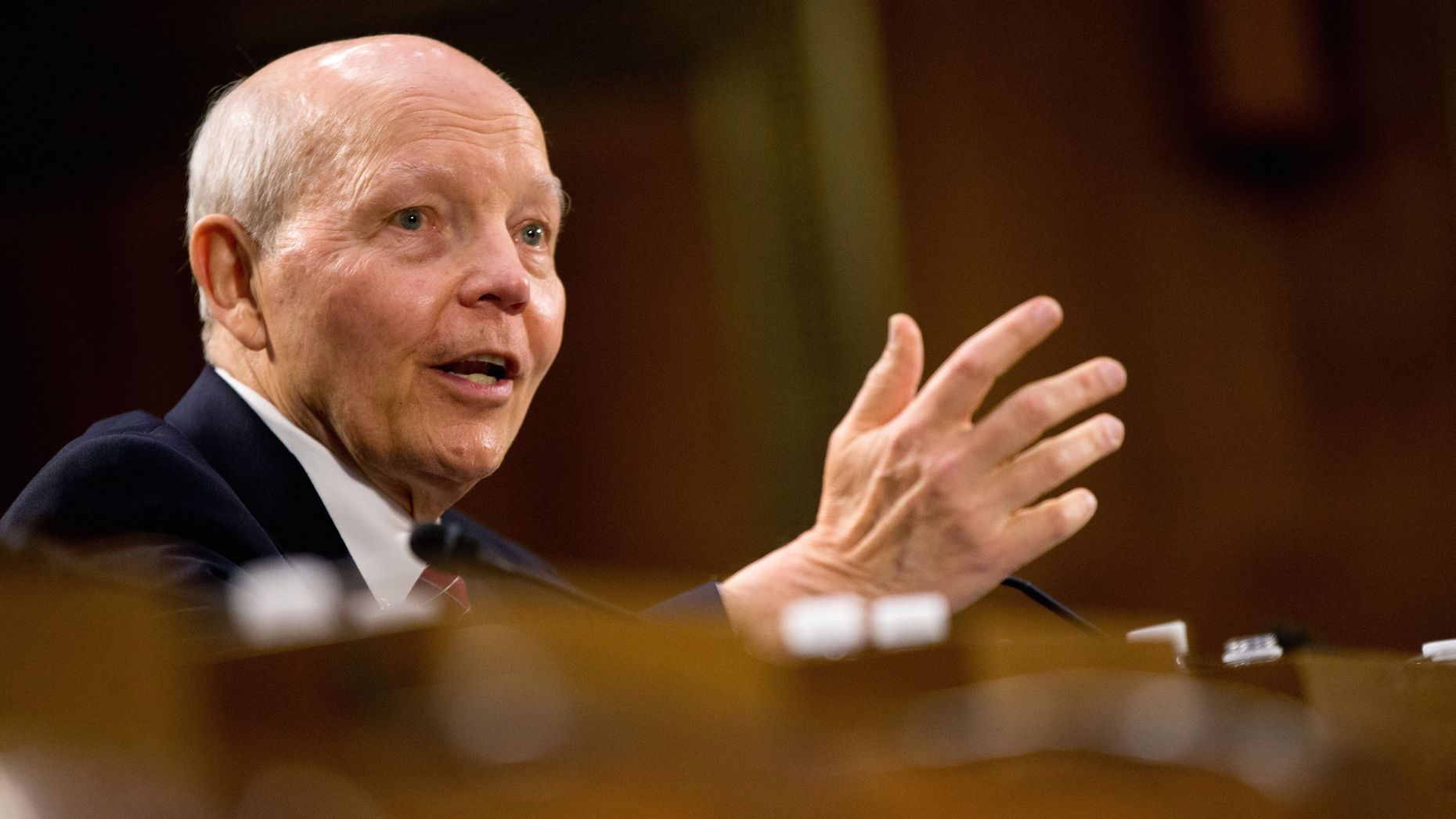 IRS commissioner John Koskinen. Photo by AP.