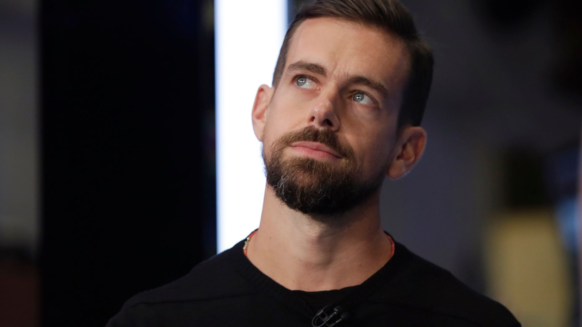 Jack Dorsey. Photo by AP.