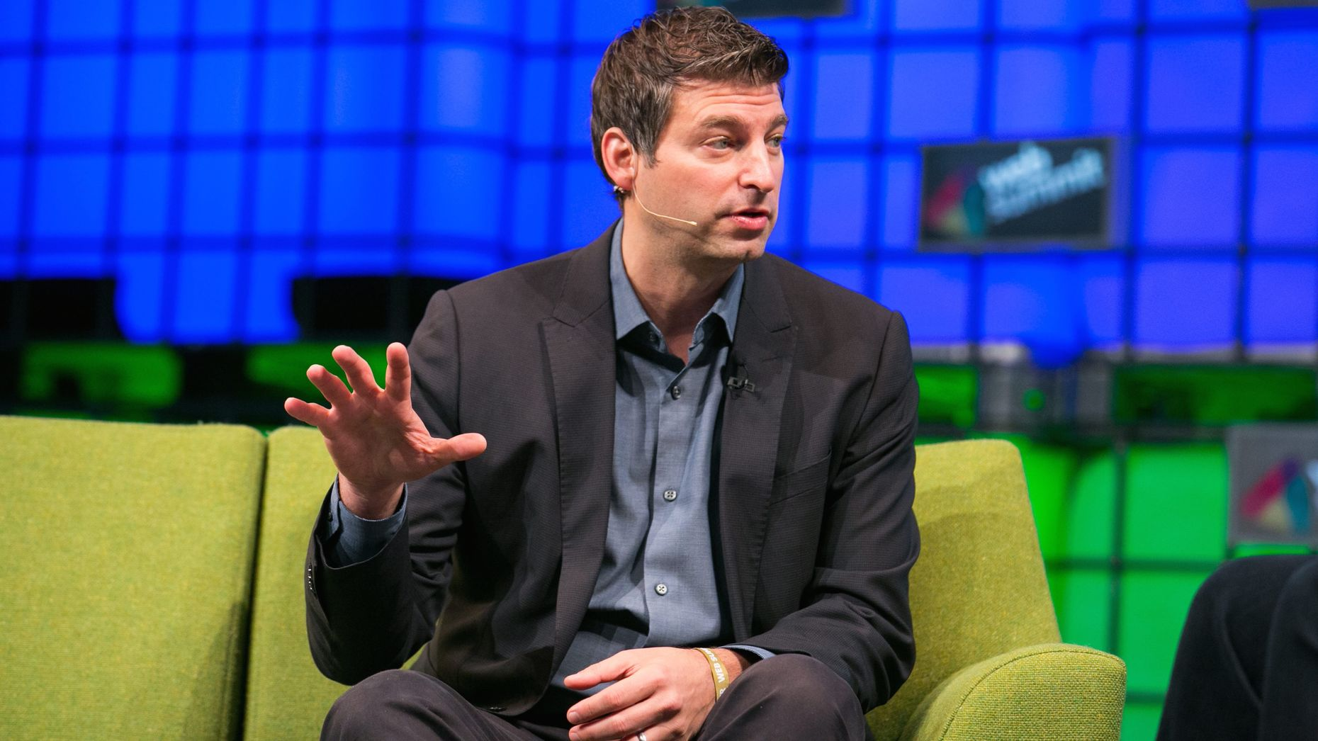 Twitter COO Adam Bain. Photo by Flickr/Sportsfile.