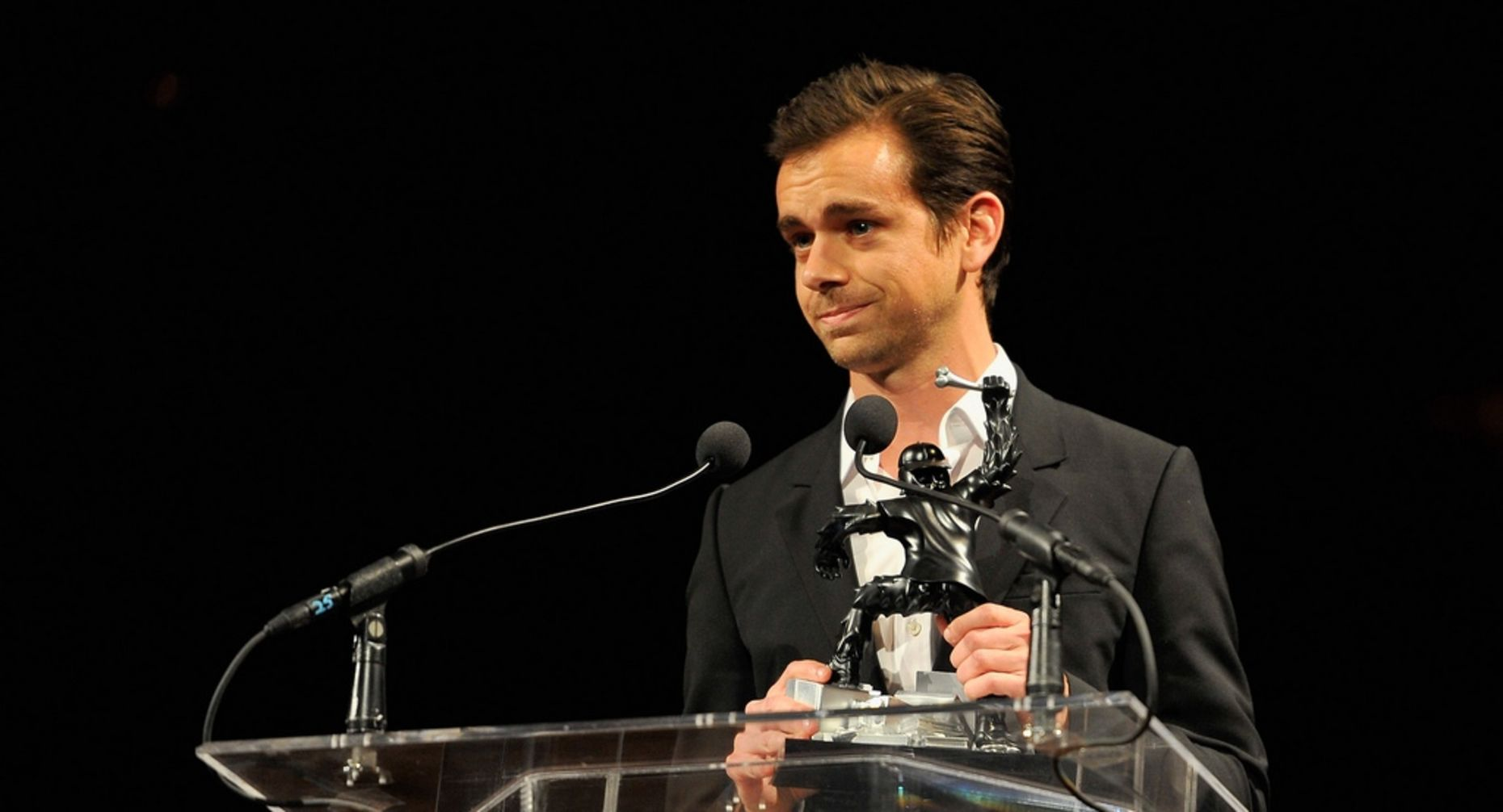 Square CEO Jack Dorsey. Credit: TechCrunch.