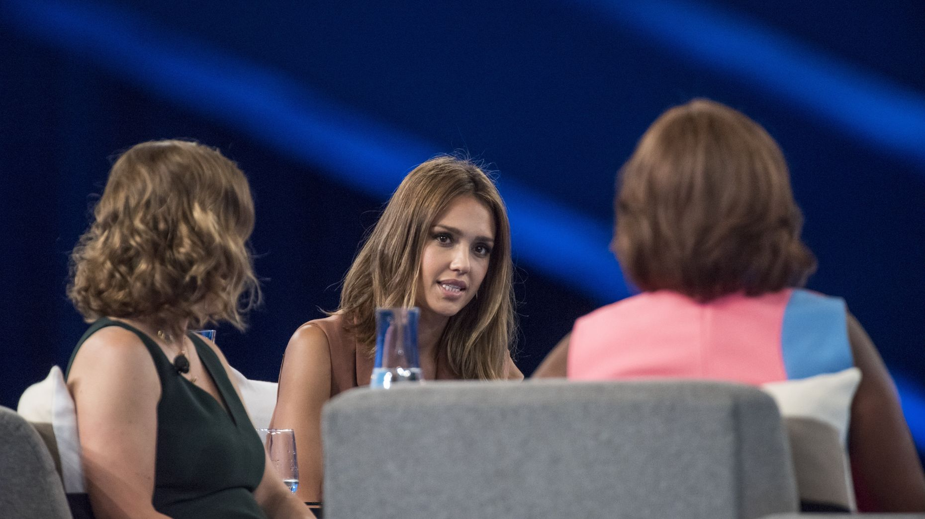 Honest Co. co-founder Jessica Alba. Photo by Bloomberg.