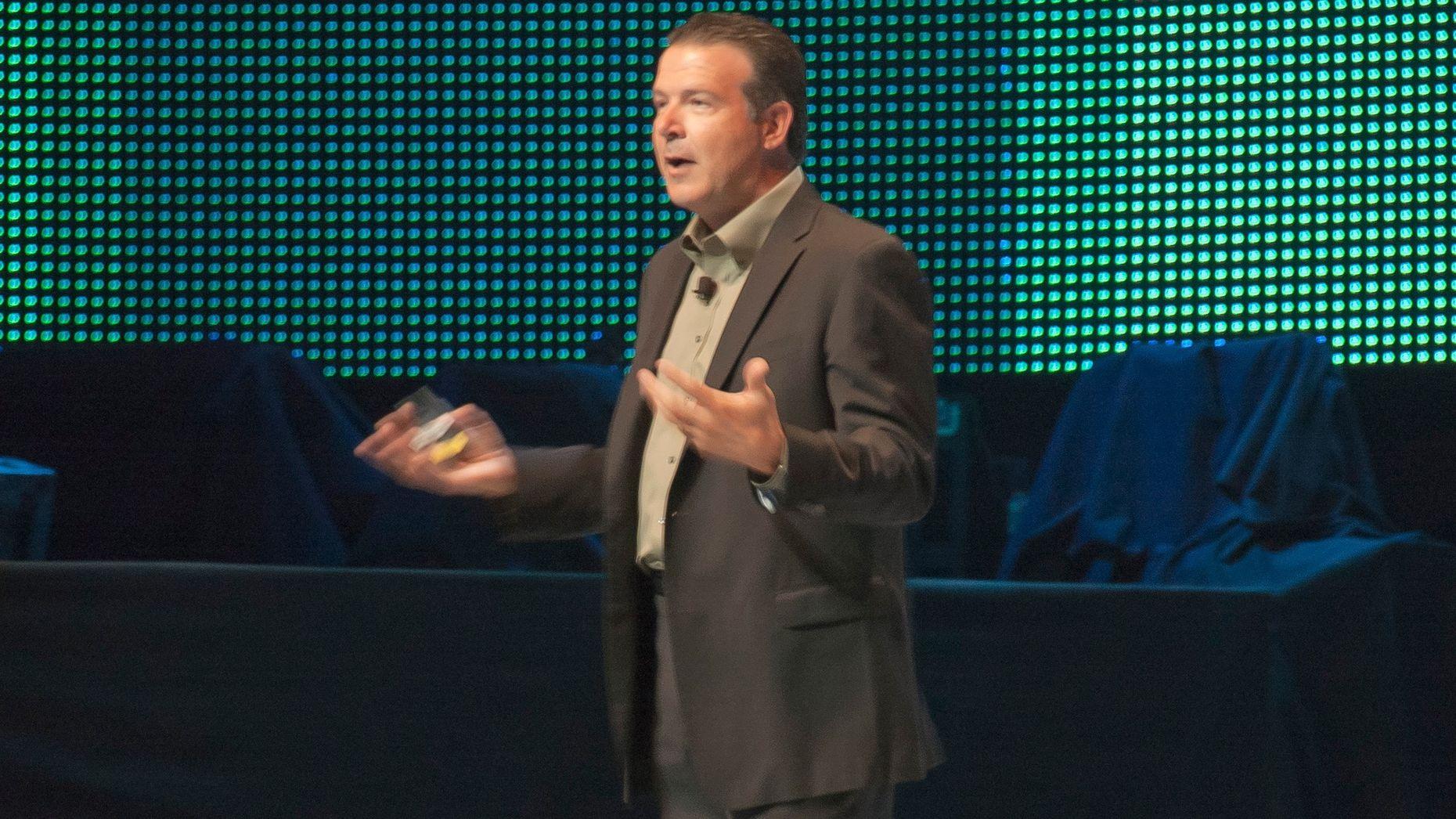 Salesforce's Tod Nielsen. Photo by Flickr/Luke Kilpatrick.