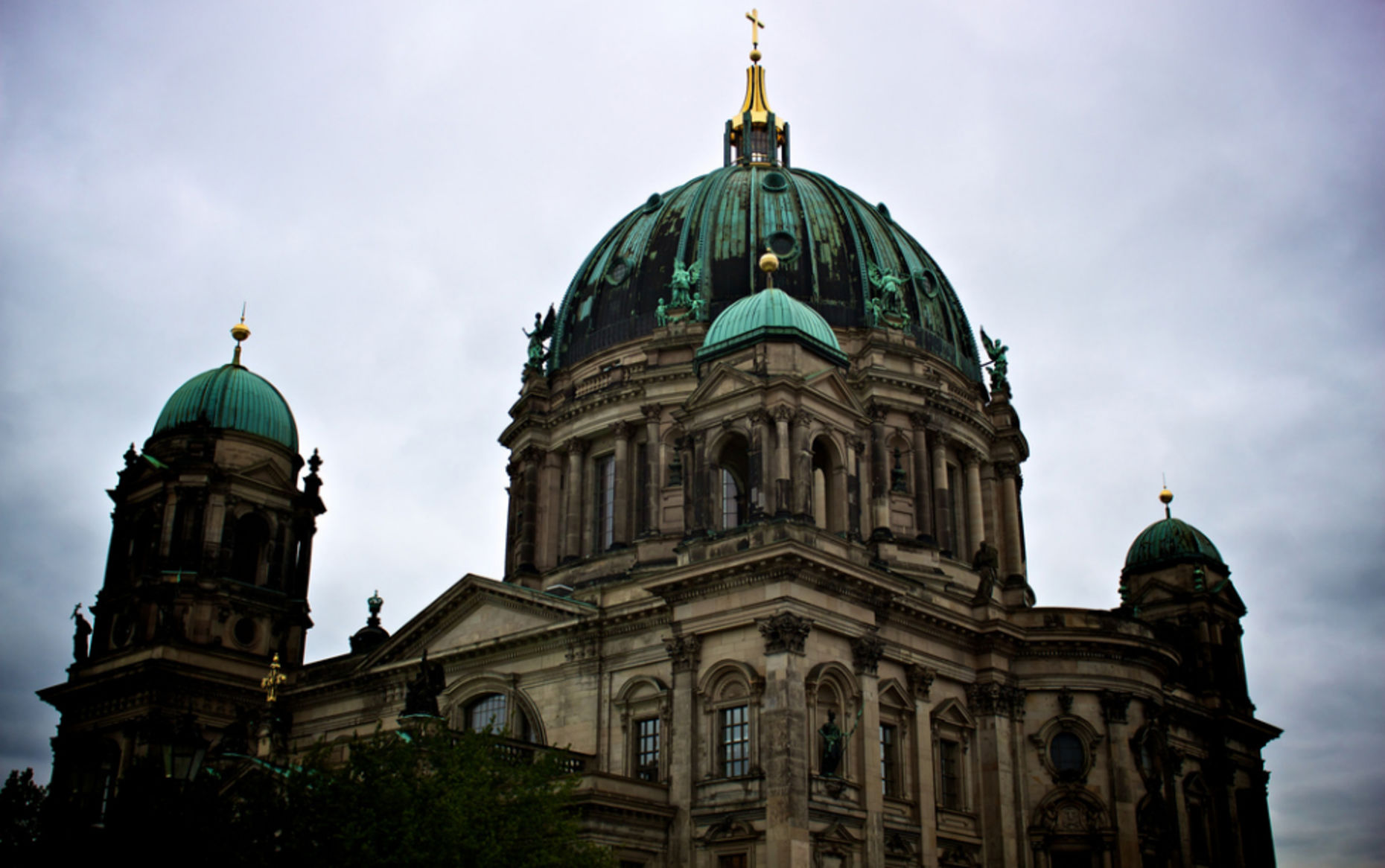 Berlin Cathedral. Credit: Philippe Amiot via Flickr