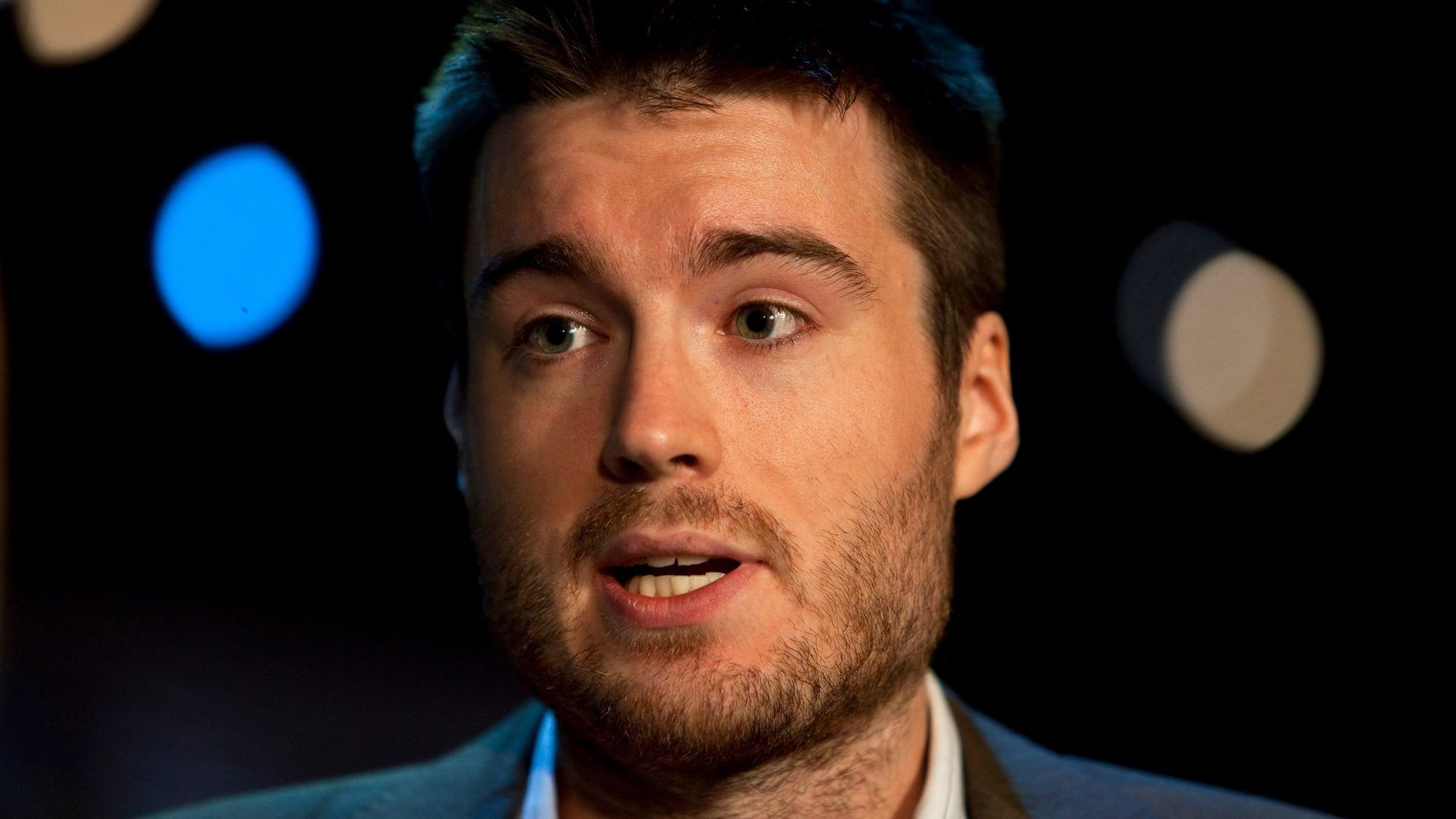 Pete Cashmore. Photo by Bloomberg.