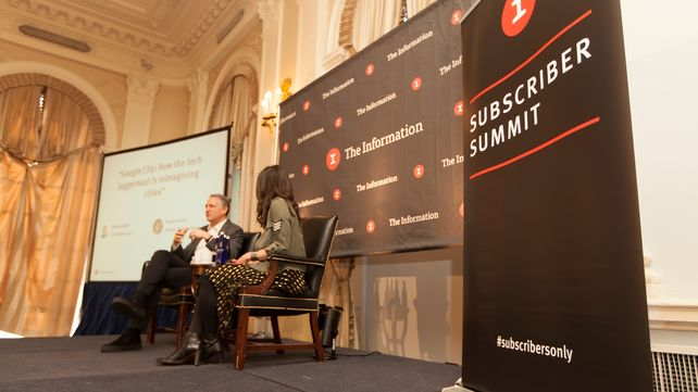 Watch Interviews from the Summit