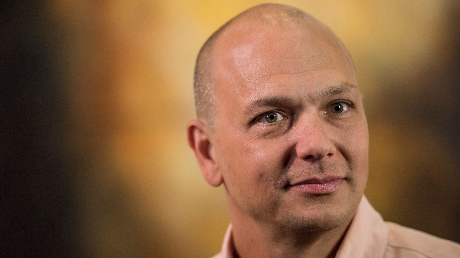Nest CEO Tony Fadell. Photo by Bloomberg.
