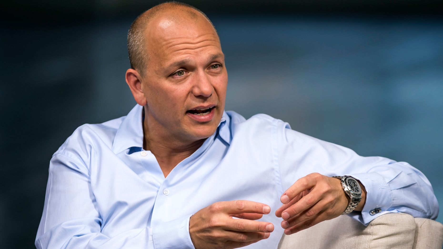 Tony Fadell. Photo by Bloomberg.