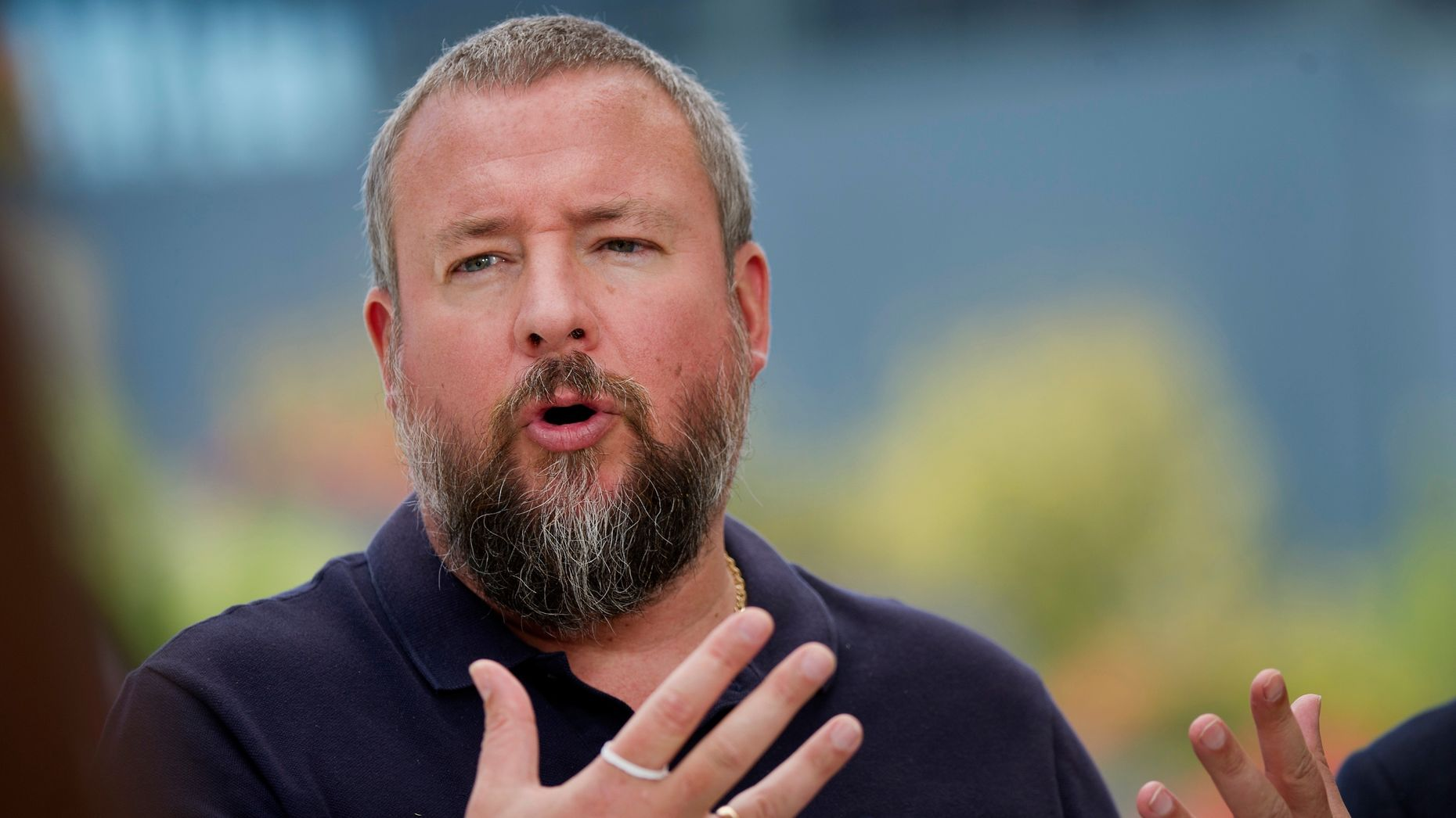 Vice CEO Shane Smith. Photo by Bloomberg.