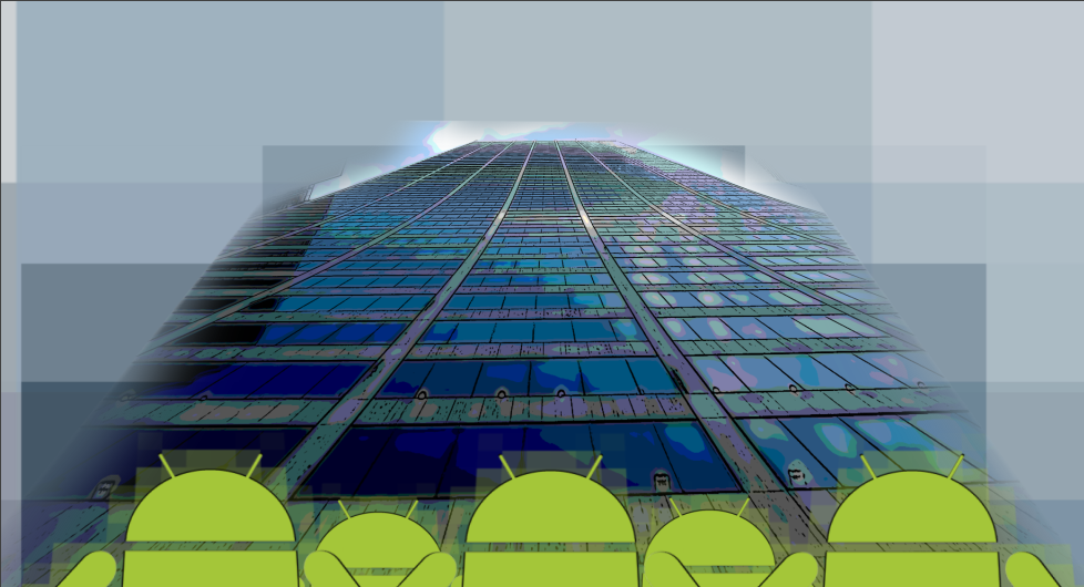 Parrying Apple, Google Pushes Android into the Office