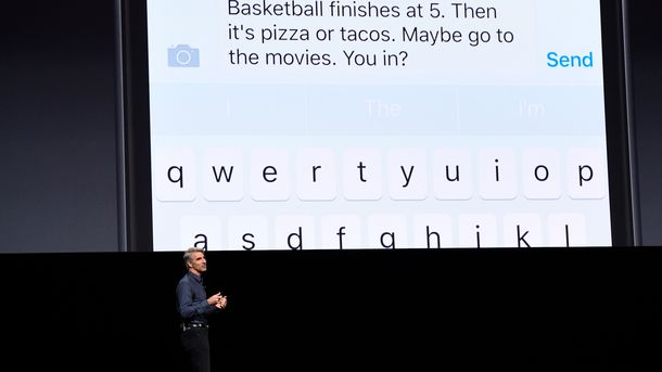 Apple's Machines Can Learn Too
