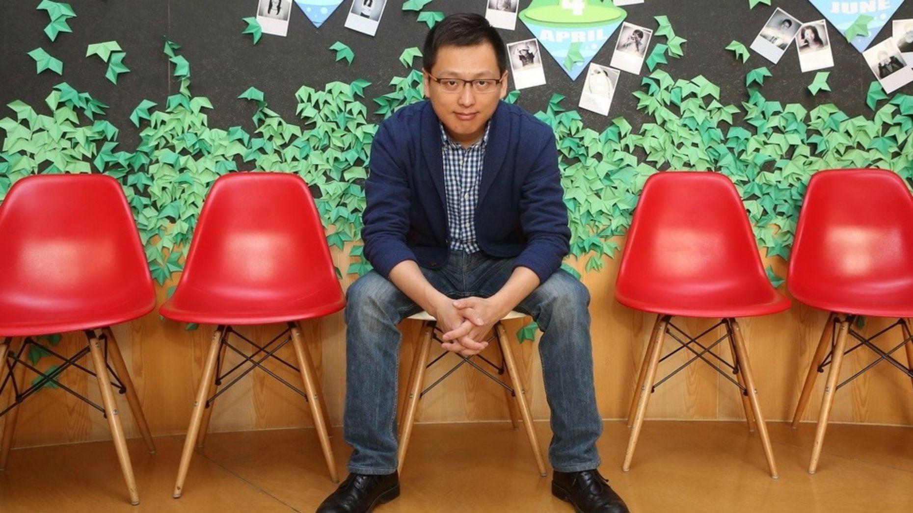Guokr CEO Ji Xiaohua (also known as Ji Shisan). Photo by Guokr.