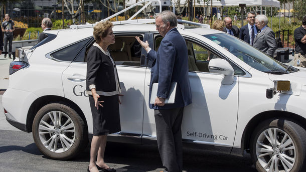 Google's Cars Need a Clear Road Map to Revenue