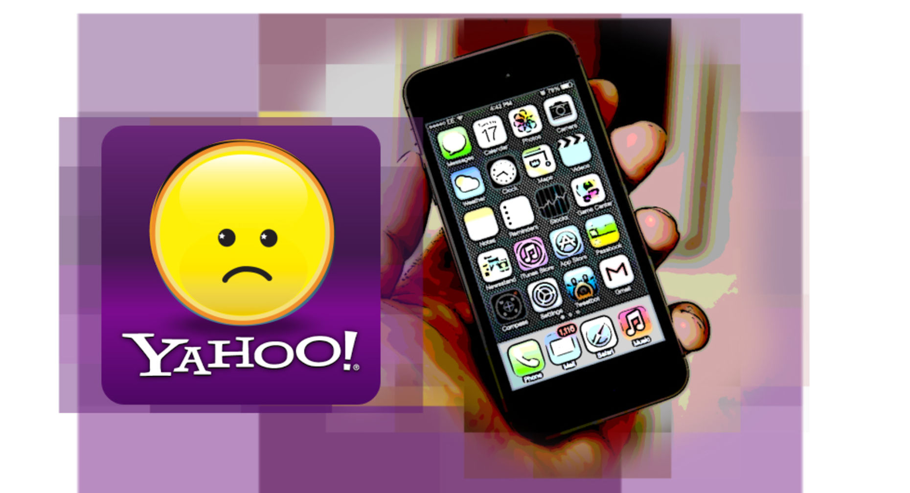 Yahoo Struggles in Push for Mobile Deals