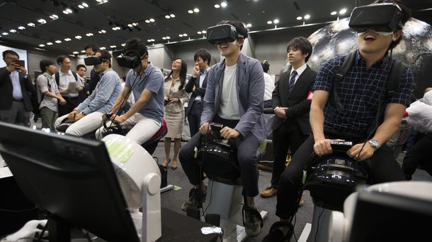 Oculus Gets a Dose of Reality