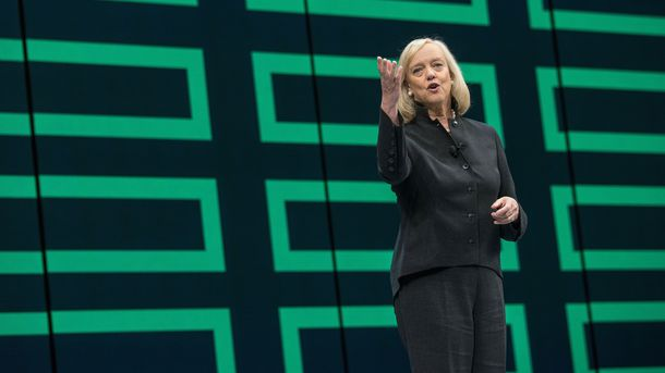 K.C. Choi Leaves Hewlett Packard Enterprise