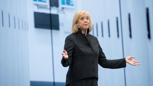 Private Equity Ponders Hewlett Packard Enterprise Buyout