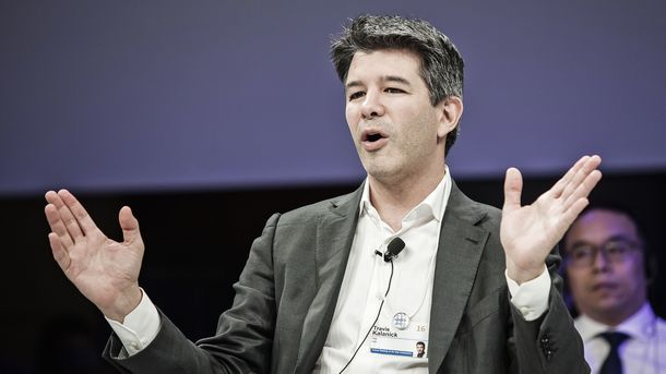 Rude Awakening for Uber's China Employees