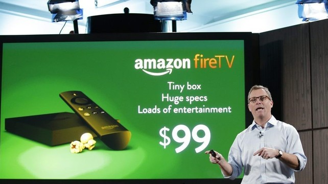 Amazon TV Box Shows Why Apps are Over