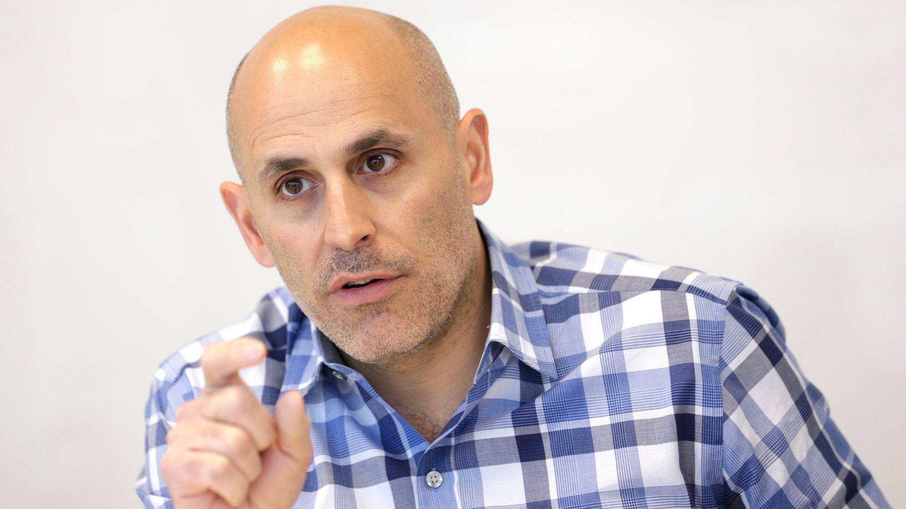 Jet.com CEO Marc Lore. Photo by AP.