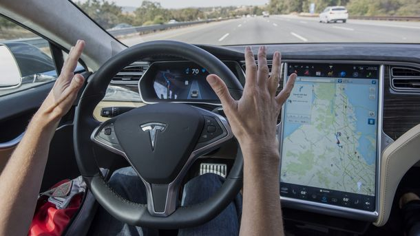 Tesla Lost its Maps Leader