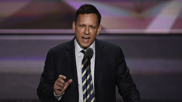 A Letter to Peter Thiel