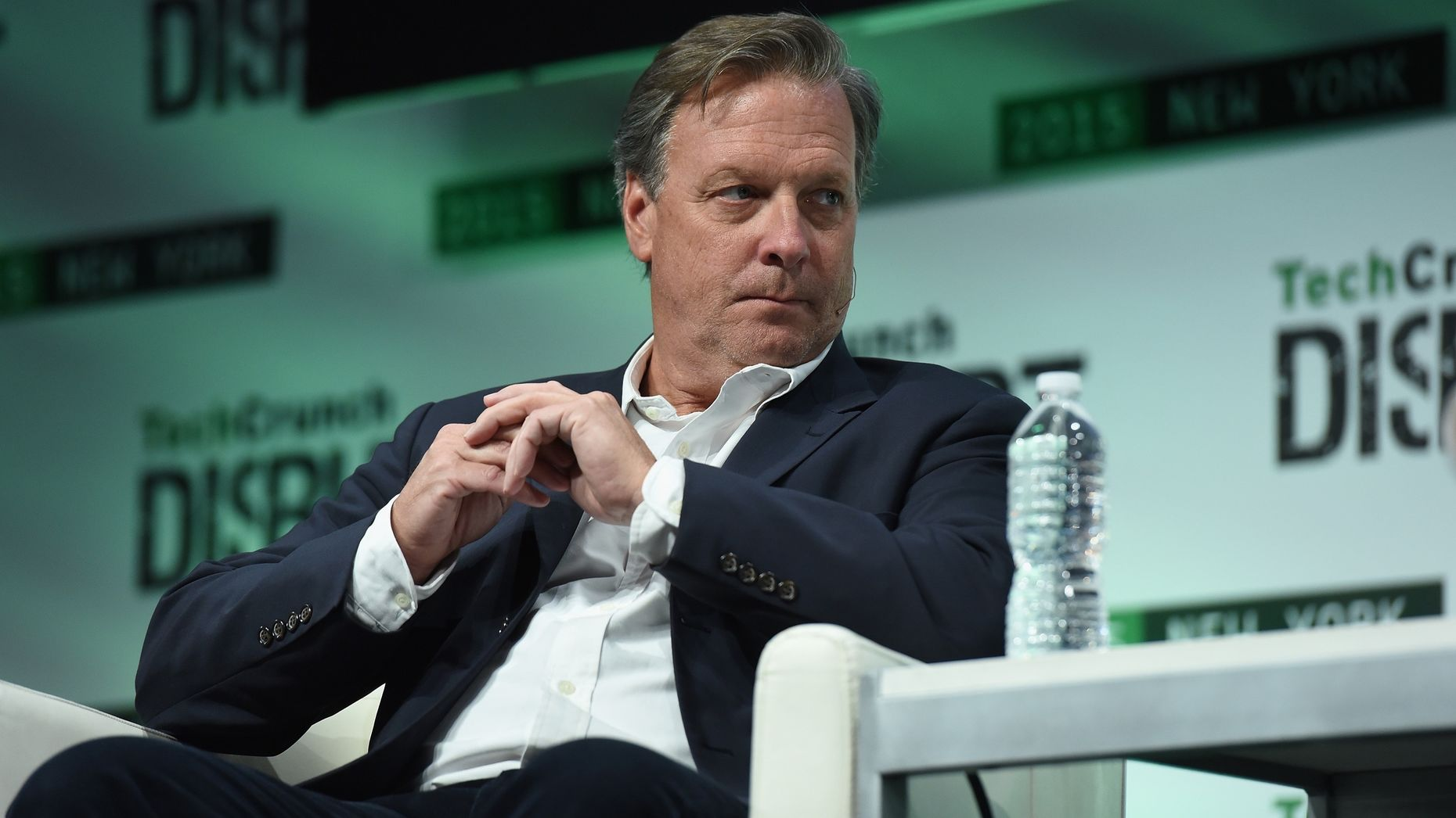 BAMTech CEO Bob Bowman. Photo by Flickr/TechCrunch.