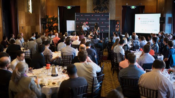 Our Next Subscriber Summit: Silicon Valley 2020