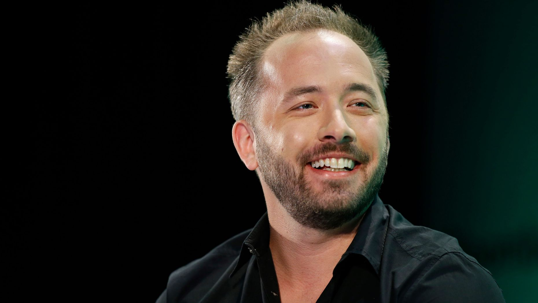 Dropbox co-founder and CEO Drew Houston. Photo by Bloomberg.
