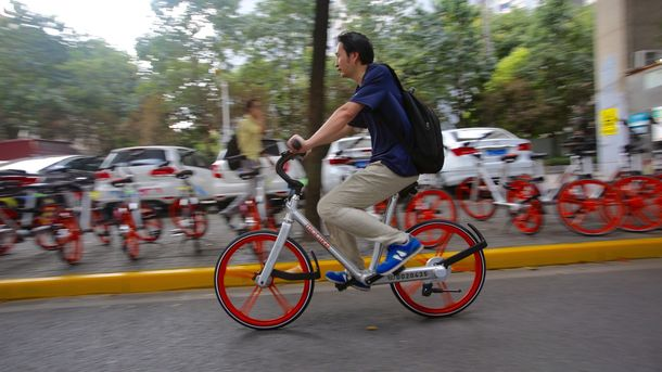 Will Mobike be the next Uber?