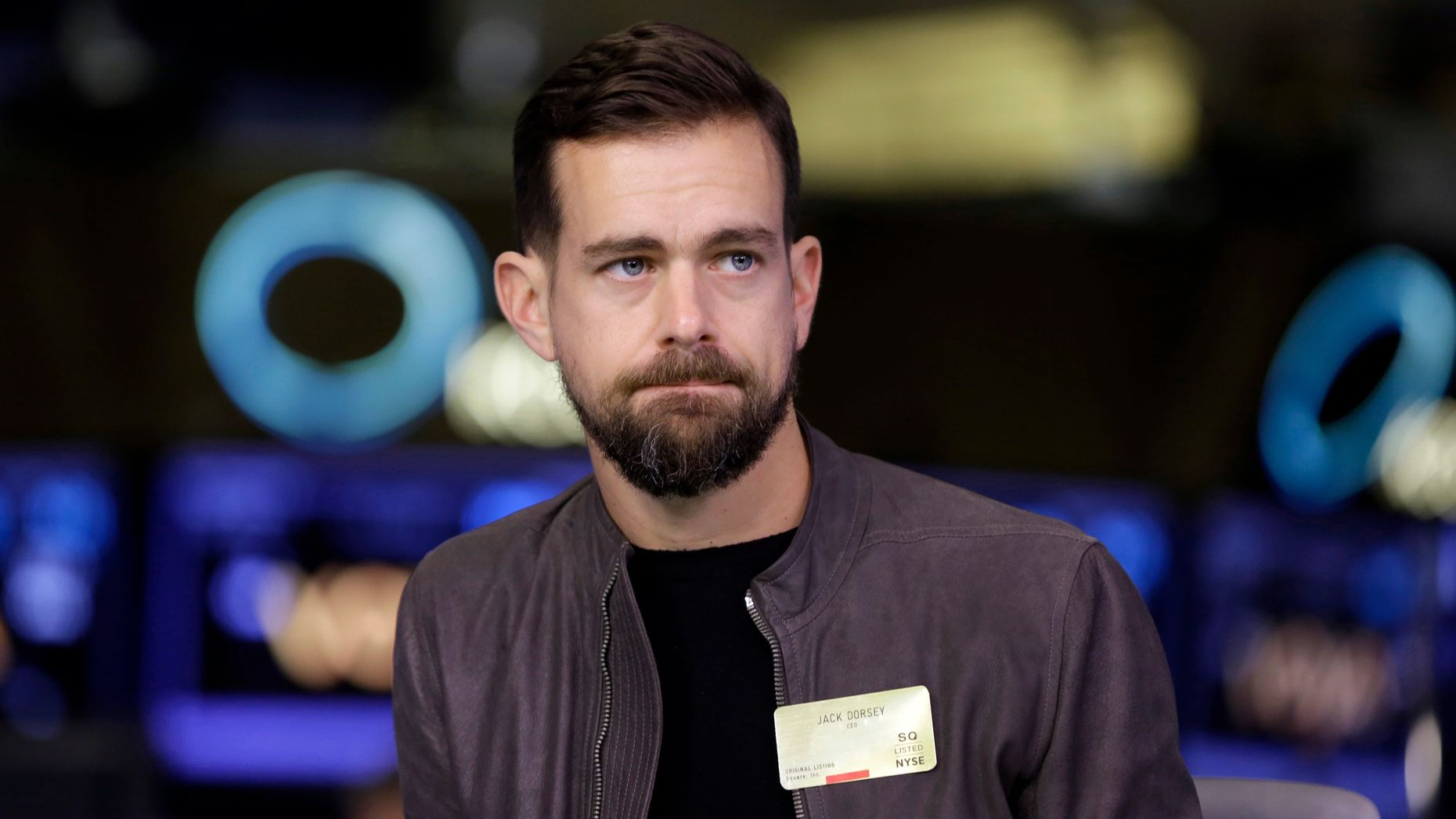 Twitter CEO Jack Dorsey. Photo by AP.