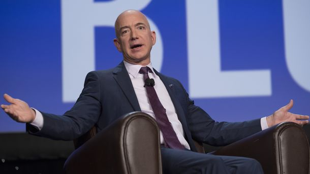 Amazon Eyes Internet Service Offering