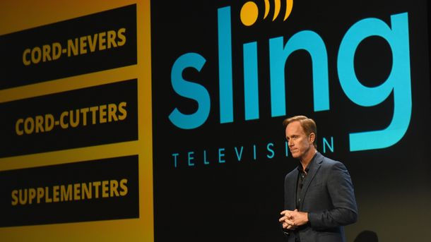 Sling and the Coming Brawl for Streaming TV