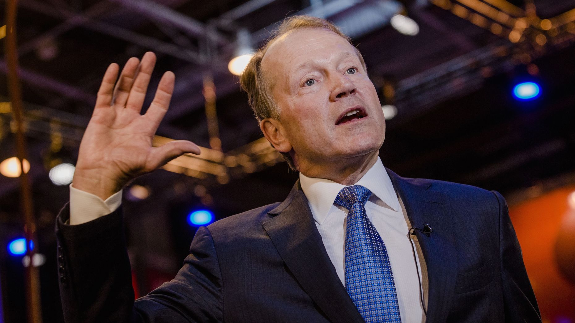 Former Cisco CEO John Chambers. Photo by Bloomberg.