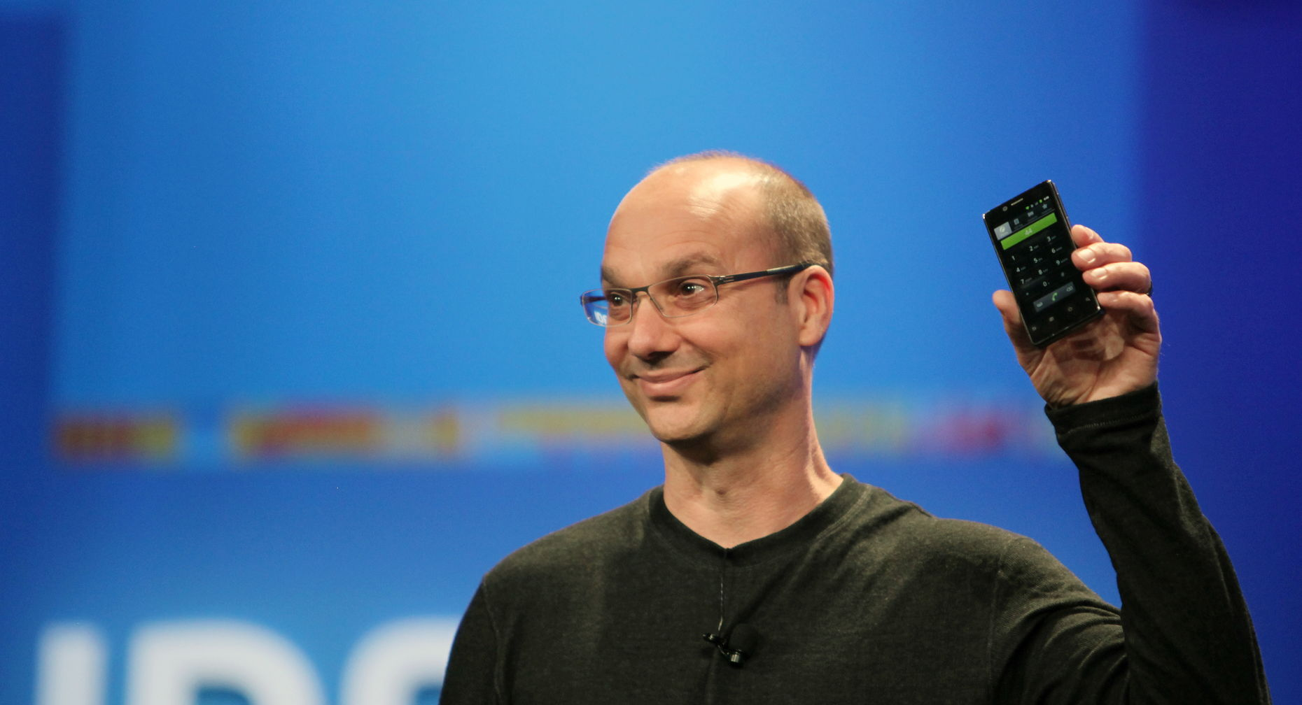 Google's Andy Rubin Pursues 'Replicant' Robots