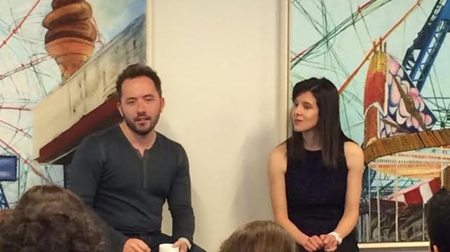 Interview: Drew Houston Sketches the Future of Dropbox