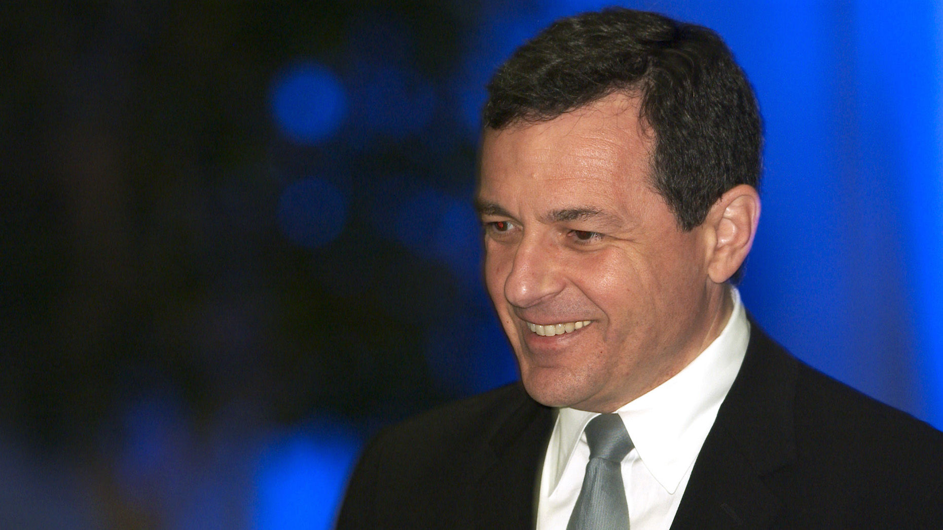 Disney CEO Bob Iger. Photo by Bloomberg.