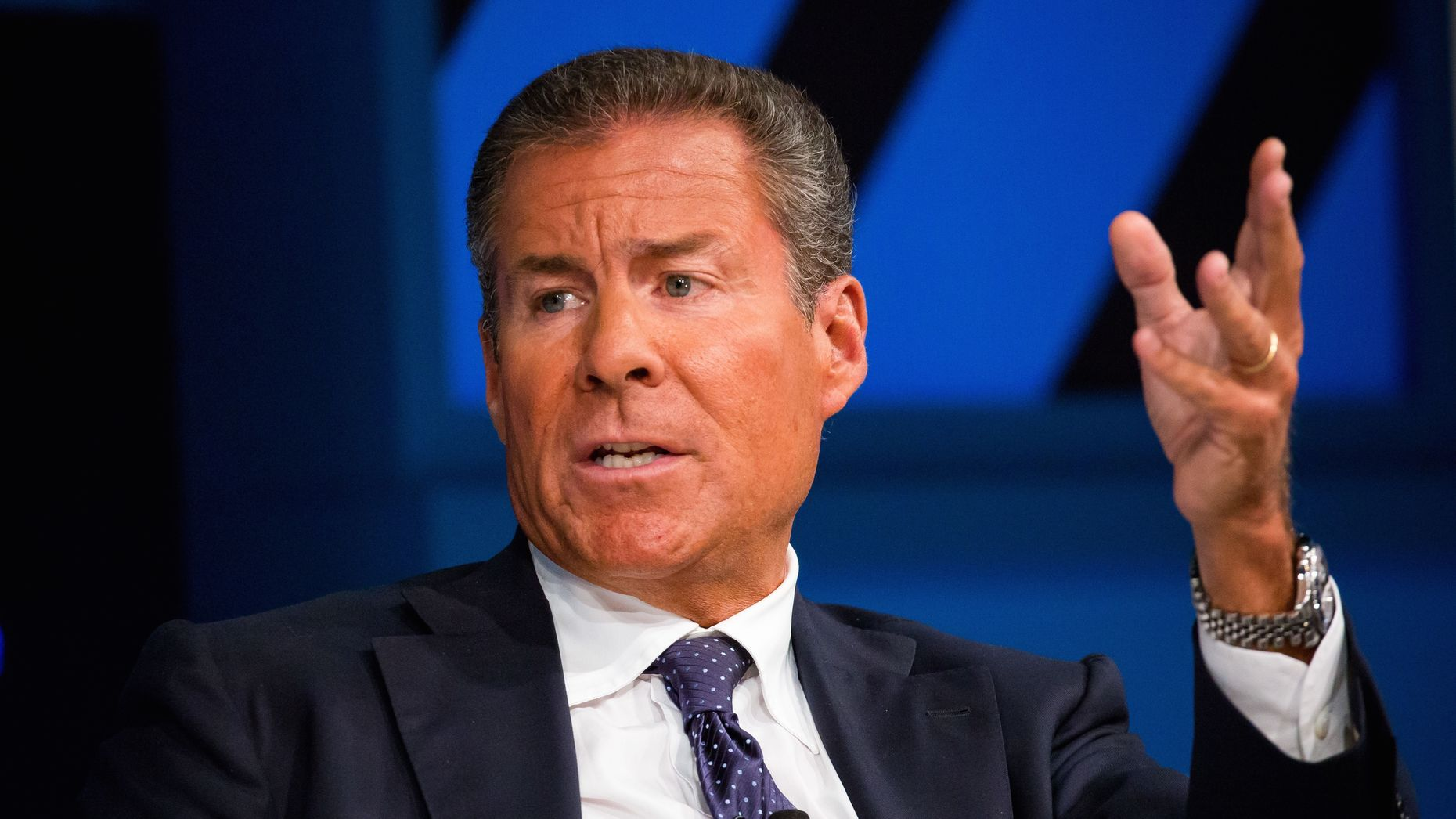 HBO CEO Richard Plepler. Photo by Bloomberg.