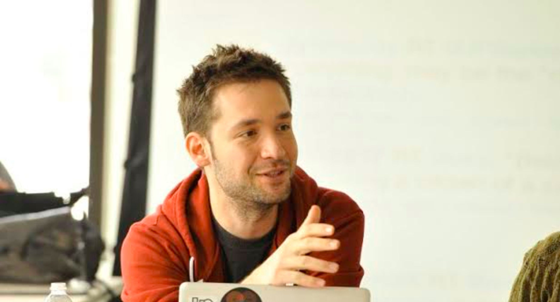 Reddit co-founder Alexis Ohanian. Credit: USV/ Flickr.