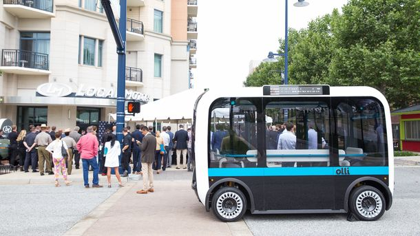 The Great Self-Driving Shuttle Race