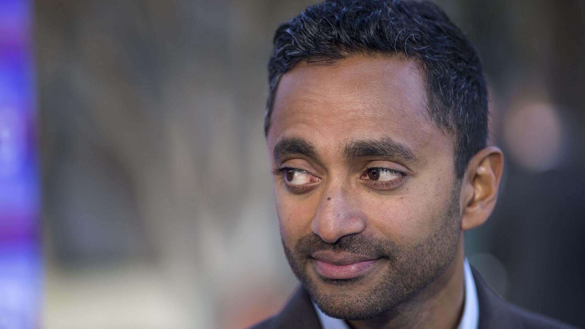 Social Capital Founder & CEO Chamath Palihapitiya. Photo by Bloomberg.