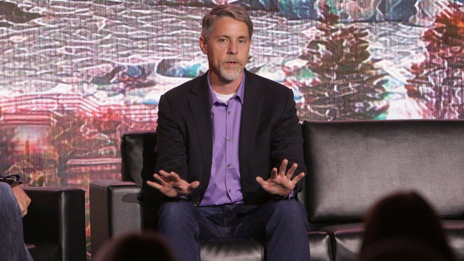 Grail CEO Jeff Huber. Photo by O'Reilly Media Next:Economy Summit/  Doug Cody